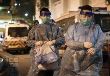 制度不同香港防疫難比內地 文 : 吳桐山