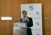 【圍攻中國】王毅:中歐合作大於競爭 應進一步加強團結合作