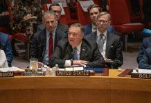 美要求安理會制裁伊朗 中英法德俄齊反對