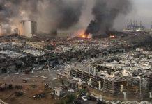 【貝魯特大爆炸】貝魯特港口大爆炸78死4千人傷 黎巴嫰總統指存易爆物惹禍