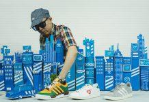 adidas x Human Made Nigo為經典鞋款注入想像