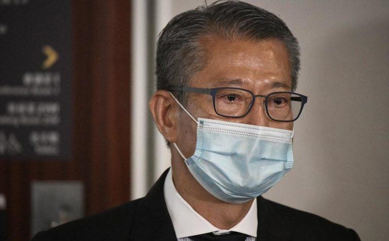 陳茂波呼籲市民為香港整體利益,積極參與病毒檢測。