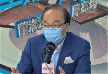 【立會延任】梁家傑:民主派若全撤出議會將無機會發聲