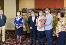 【新型肺炎】中聯辦及特區官員迎接内地支援先遣隊 冀盡快遏止疫情