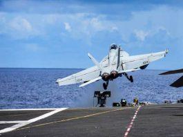 【中美角力】美向台出售66架F-16戰機 列根號航母戰鬥群重返南海