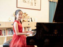 10歲天才琴童宋林錡   捐36萬元「香港兒童慈善基金會」抗疫