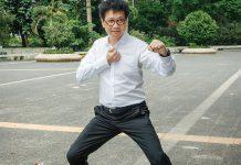 【封面故事】(2)鐵拳裁判官黃汝榮 泰拳高手 跆拳道黑帶