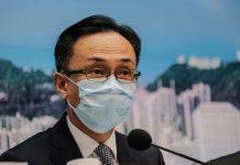 【新型肺炎】14日全民檢測共178.3萬人參與 聶德權向全體人員致謝