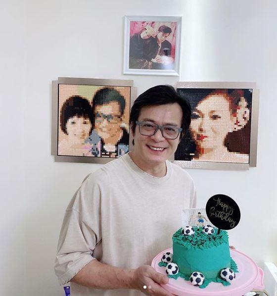 囡囡黃芷晴上星期已送上精美的生日蛋糕。