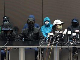 香港沒有爭論只有仇恨 文 : 吳桐山
