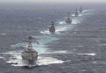 【中美角力】美軍印太司令部:美艦今年第11度航經台海