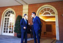 楊潔篪會見西班牙首相桑切斯 承諾進口更多農產品