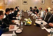 【邊界紛爭】魏鳳和晤印防長 促印方加強對前線部隊管控