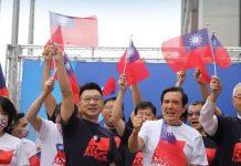 國民黨毫無選擇走上比「獨」的路 文 : 吳桐山