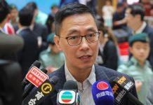 官員不要怕事而害了香港 文 : 朱家健