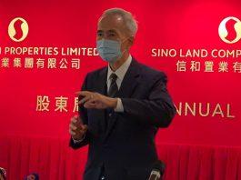 稱港深可互補 黃志祥認為目前是香港「最黃金時代」