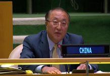 反對單邊強制措施 華代表26國在聯大批西方國家侵犯人權
