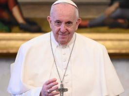 教宗表態支持同性「民事結合」 保守派指異於教義