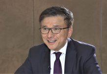 【發展機遇】陳家強指香港在大灣區發揮金融中心角色愈見重要