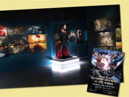 香港首展《DC 解密:英雄創紀》展出超過500幅原創漫畫手繪、道具