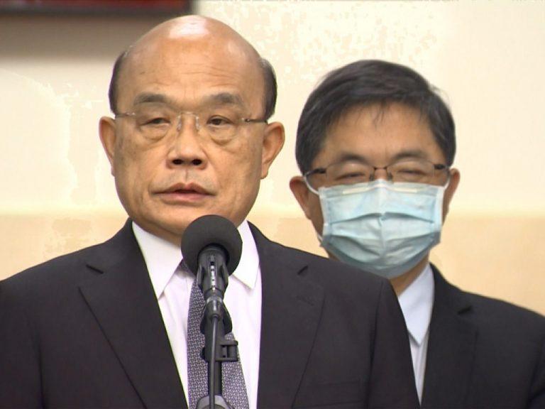 蘇貞昌堅持,事件涉及司法管轄權和公權力運作,港府應與台灣進行司法互助。