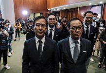 【DQ議員】五眼聯盟表關切 促北京恢復4議員席位