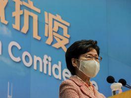 香港不能再採取佛系抗疫 文 : 朱家健