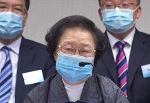 【DQ議員】譚惠珠:被DQ議員仍有法律追究權利 惟不能推翻人大常委會決定