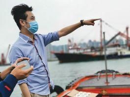 【人物專訪】(3)何俊賢:我是如假包換的漁民後代