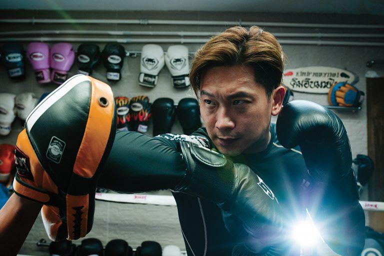 《金袍拳王》葉文龍,逆境奮鬥打出未來。
