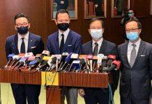 【DQ議員】政府回應律師會關注 強調議員違誓言需承擔法律責任