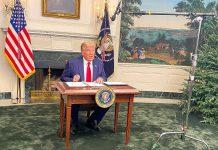 【政權交接】選舉人團下月14日投票 特朗普稱若落敗會離開白宫
