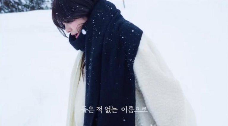 喬妹更新IG,更送上雪地造型短片。