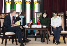 酈英傑公開干涉「中華民國」內政! 文 : 福蜀濤