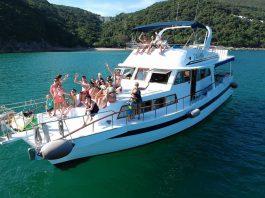 【新型肺炎】設水警舉報熱線針對遊艇活動 林鄭月娥呼籲市民未來兩周留家抗疫