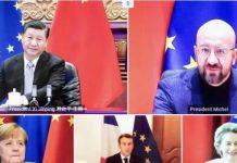 【合作共贏】中歐投資協定如期完成 默克爾與馬克龍明年或聯袂訪華