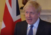 【英國脫歐】約翰遜:英國極可能無協議脫歐