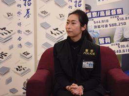 【忠誠勇毅】(4)3年會計 3年空姐 Yan轉任警察脫離刻板生活