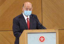 馬道立指司法改革可研究但要有細節理據 稱妻獲薦常任法官「唔關我事」