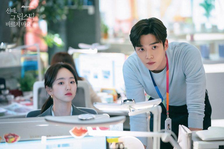 韓劇以姐弟戀為愛情故事題材依 然樂此不倦,今回將重任交到路 雲身上,應該輕易吸納女粉支持。