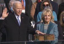 【總統就職】拜登就職演說 強調全國團結 「我會是所有美國人的總統」