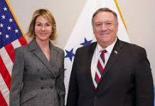 美駐聯合國大使克拉夫特下周訪台 中方斥「玩火者必自焚」
