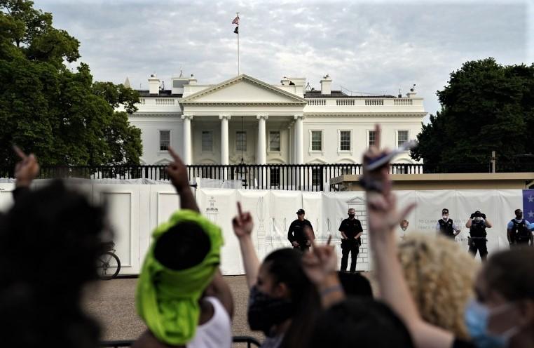 朱牧民表示,抵達美國的5名香港抗爭者十分安全,會向美國政府申請庇護。