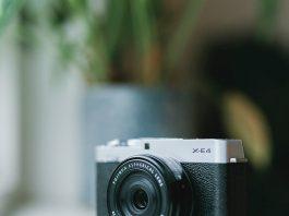 Fujifilm X-E4 高質便攜 文青至啱