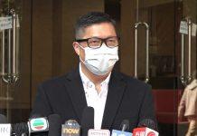 【止暴制亂】鄧炳強斥起底行為邪惡 支持立法刑事化