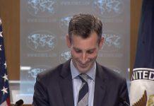 【中美角力】美國務院發言人回應提問 指一中問題立場未變