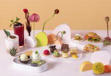 【迎接夏天】Häagen-Dazs x 香港萬麗海景酒店 推出「繽紛果漾幻想曲」下午茶