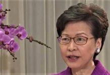 【完善政制】林鄭:公務員宣誓接近完成 將廣泛宣傳修改選舉制度