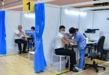 香港快速推廣疫苗的絕招 文:會稽山