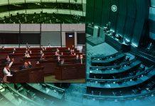 泛民集體缺席議會是失職 文:文武
